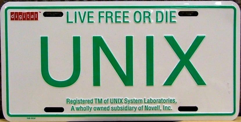 Matrícula UNIX