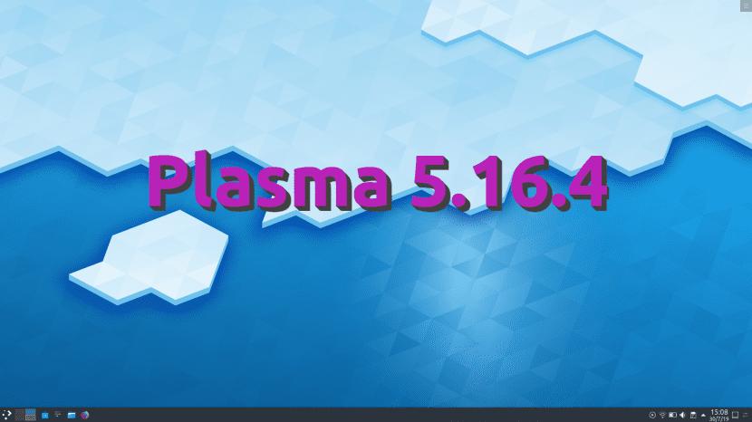 Plasma 5.16.4