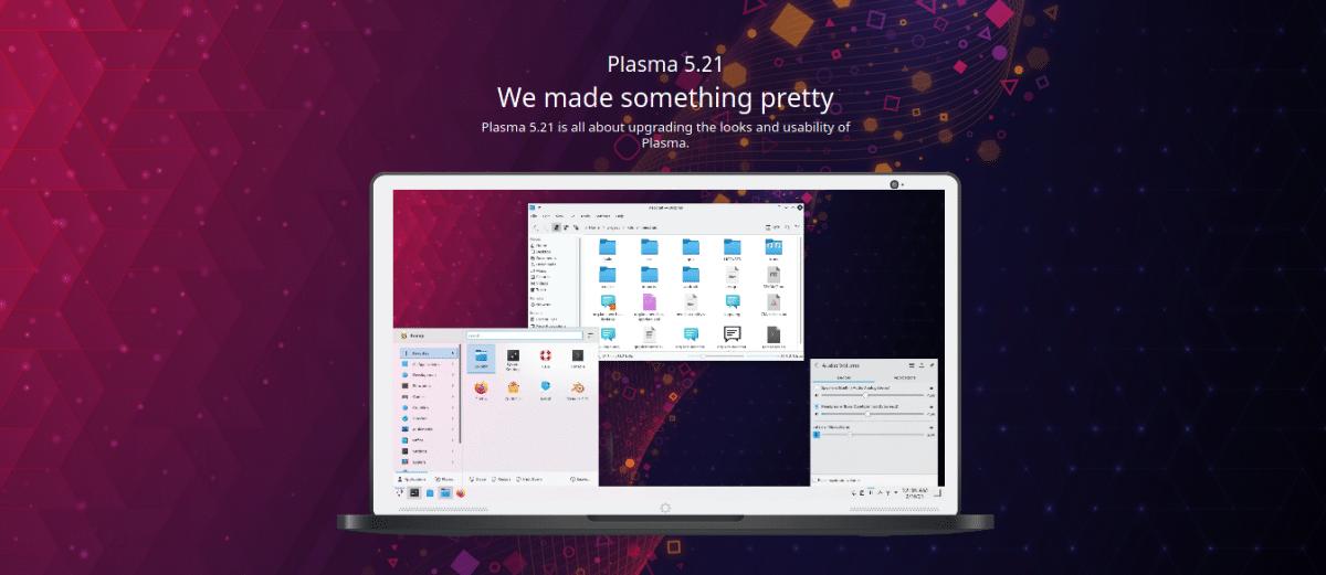 Plasma 5.21