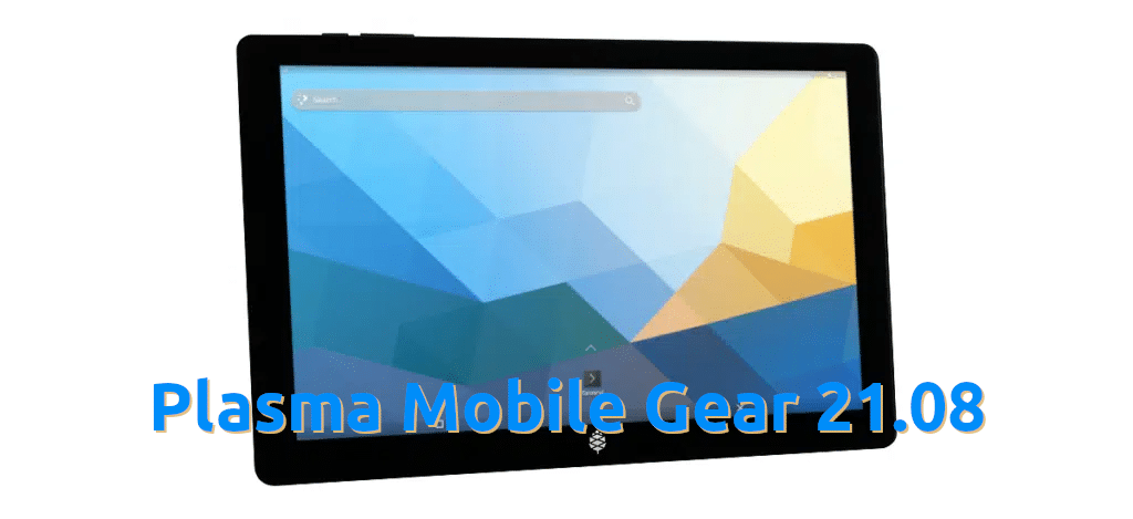 Plasma Mobile Gear 21.08