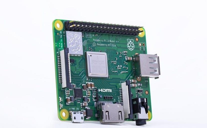 Raspberry Pi 3 A +