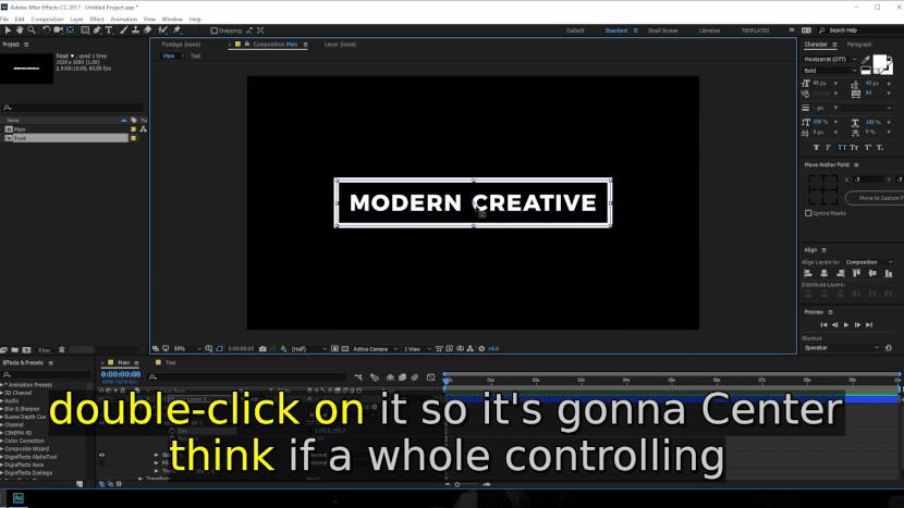 Captura de pantalla del reproductor VLC