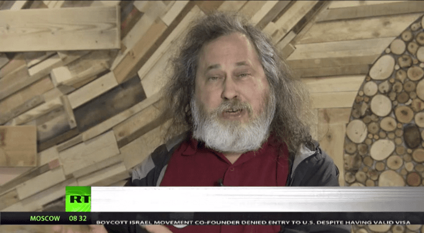 Richard Stallman - RT