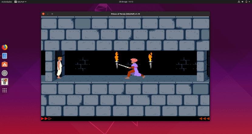 SDLPoP en Ubuntu