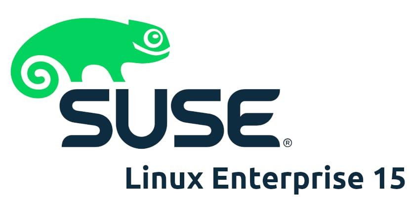 SUSE Enterprise Linux 15