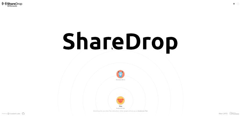 ShareDrop