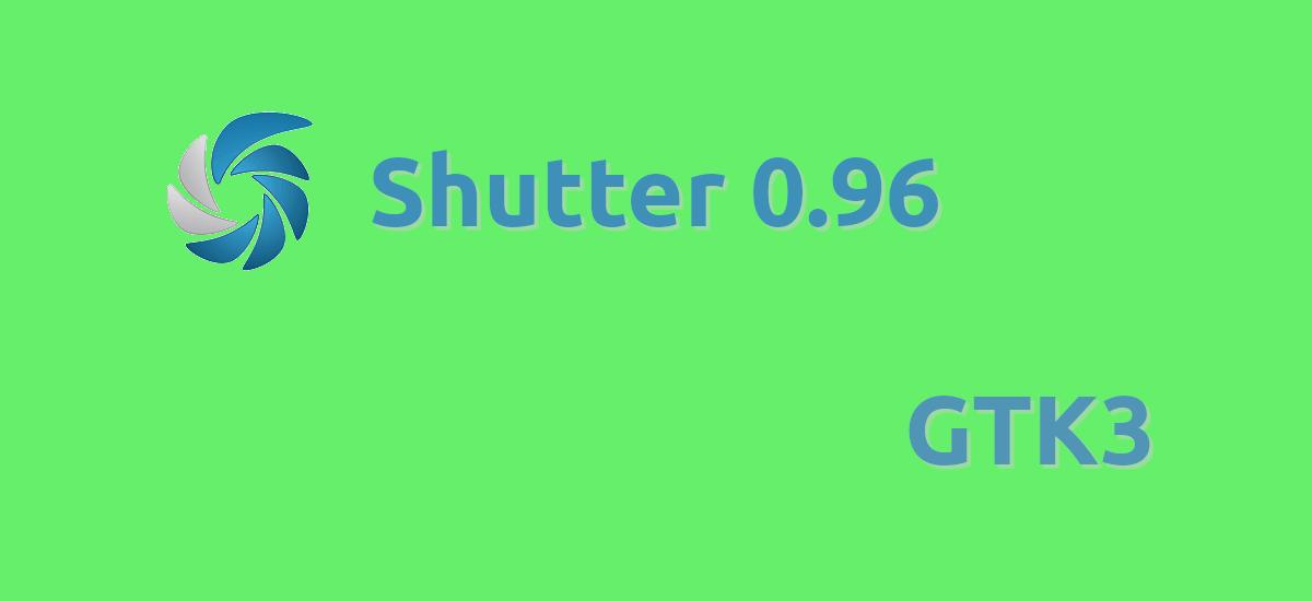 Shutter 0.96