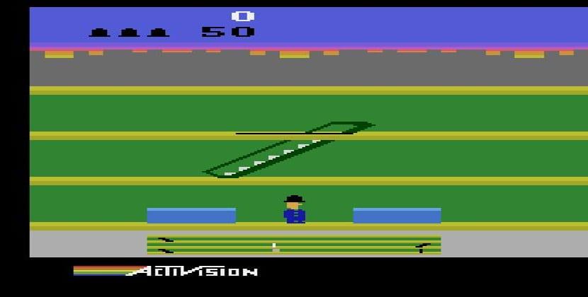 Stella un emulador Atari 2600 multiplataforma y de código abierto