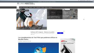 Captura de pantalla de Surf