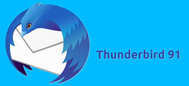 Thunderbird 91
