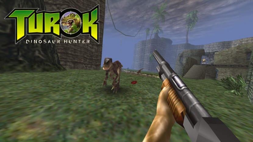 Captura de pantalla de Turok