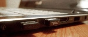 USB Logitech