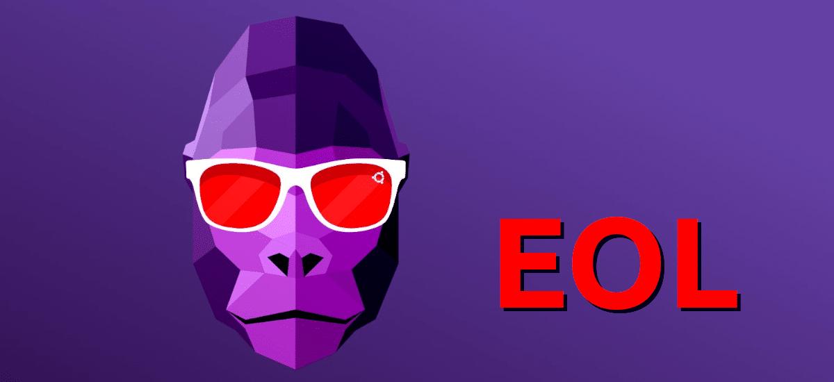 Ubuntu 20.10 EOL