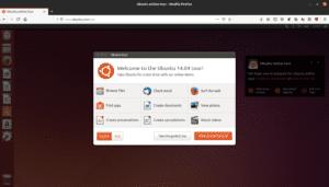 Tour de Ubuntu