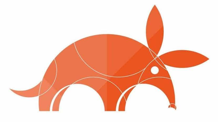 Mascota de Ubuntu 17.10