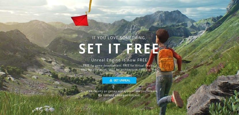 El motor gráfico Unreal Engine trae importantes novedades, como por ejemplo la mejora del desarrollo en Android y la inclusión de un primer soporte para realidad virtual
