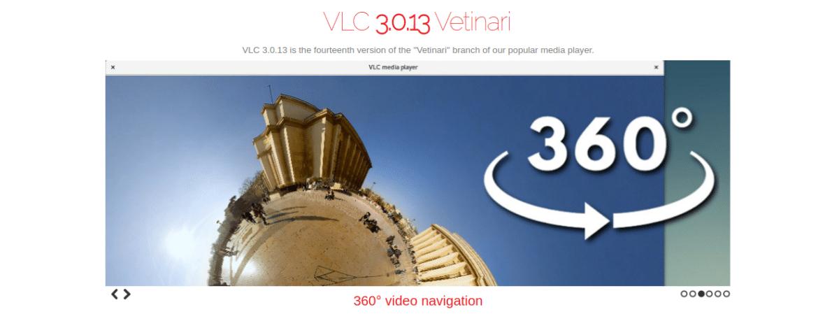 VLC 3.0.13