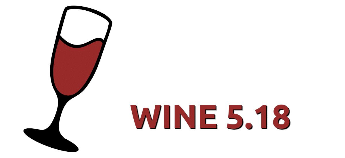 WINE 5.18