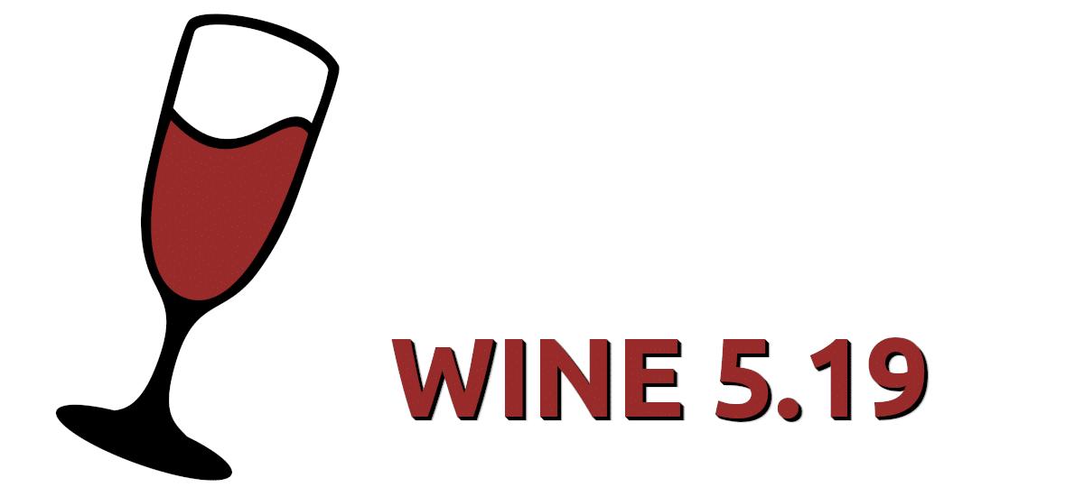 WINE 5.19