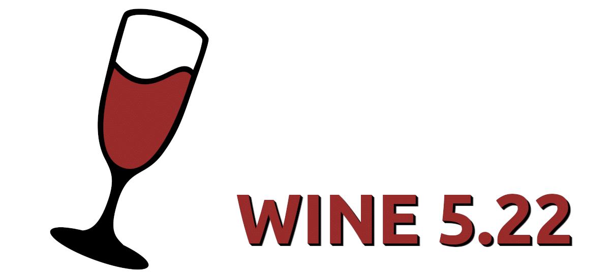 WINE 5.22