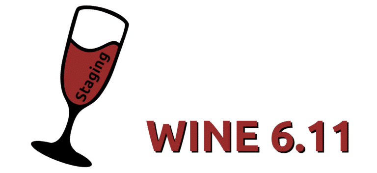 WINE 6.11 Staging
