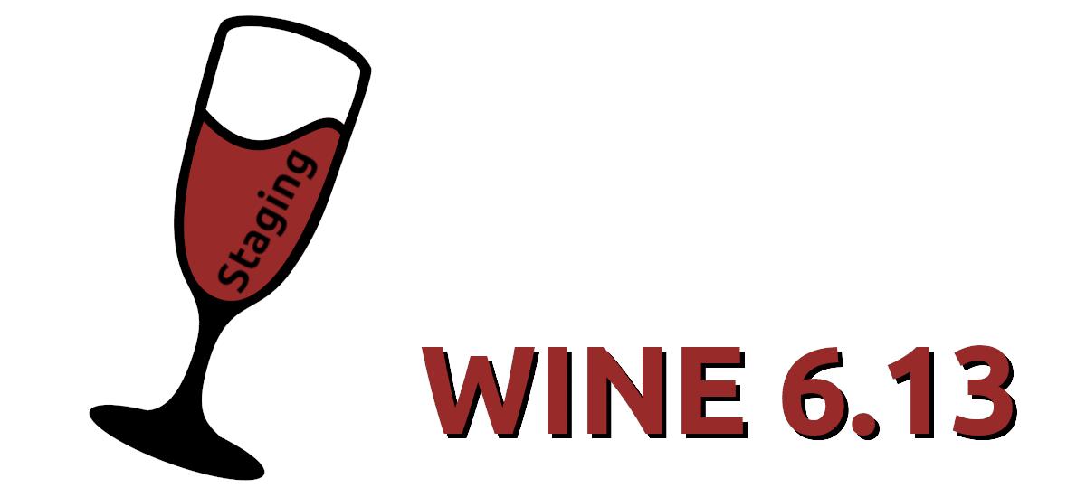 WINE 6.13