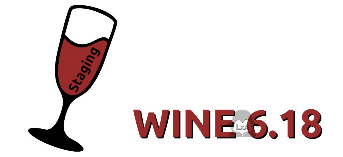 WINE 6.18