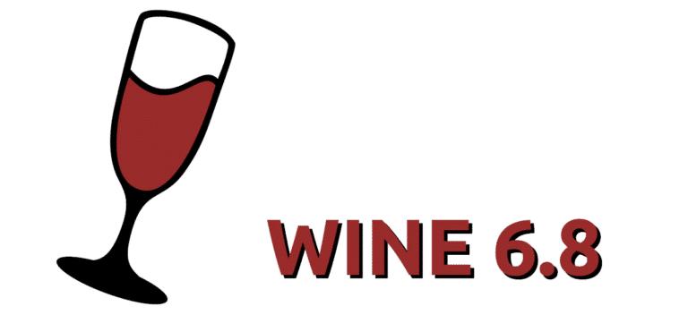 WINE 6.8