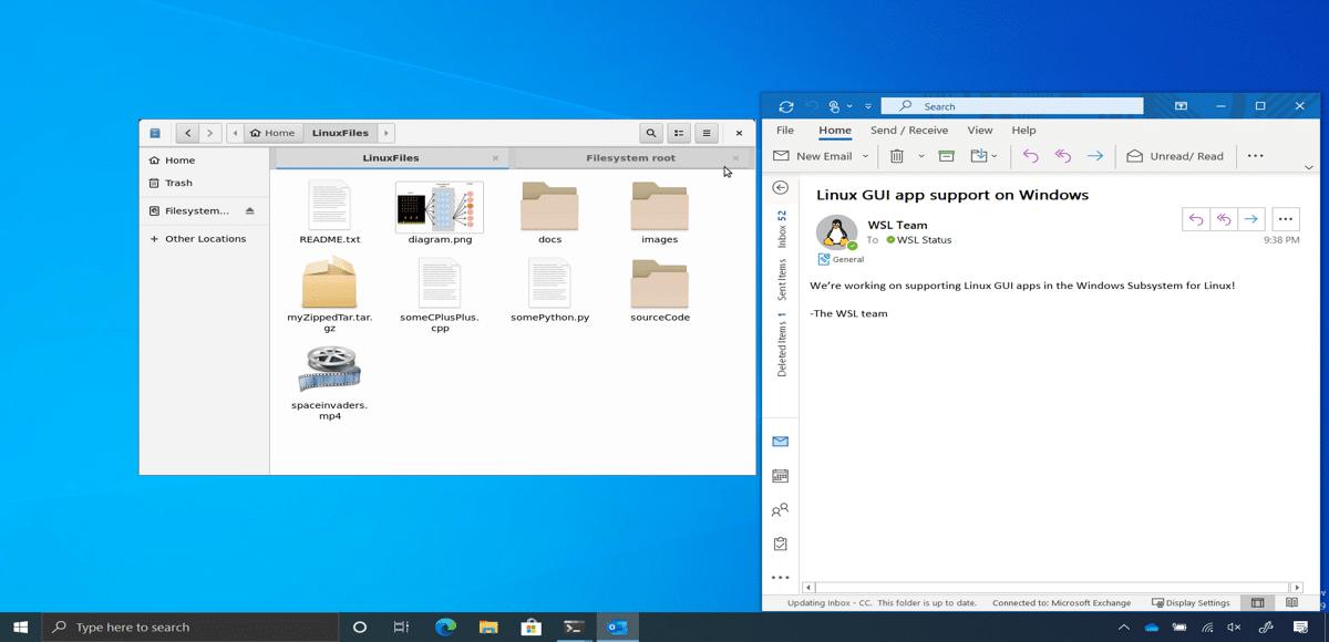 WSL GUI Apps