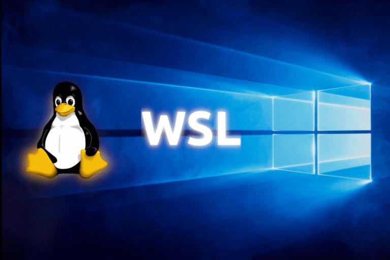 WSL en Windows 10
