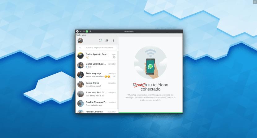 WhatsDeks para WhatsApp