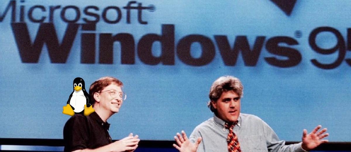 Windows 95 presentación