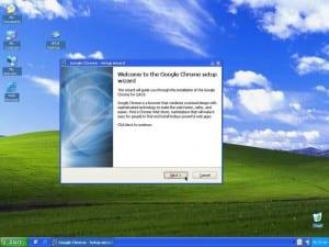XPQ4 aspecto Windows XP