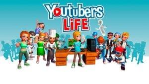 Portada Youtubers Life