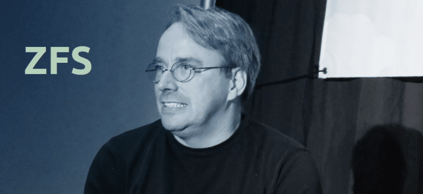 ZFS en Linux y Linus Torvalds