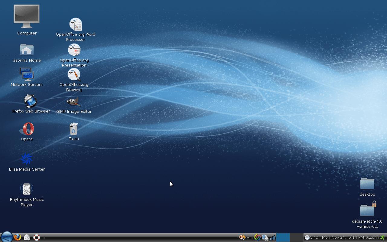 imagen Zorin 11 OS