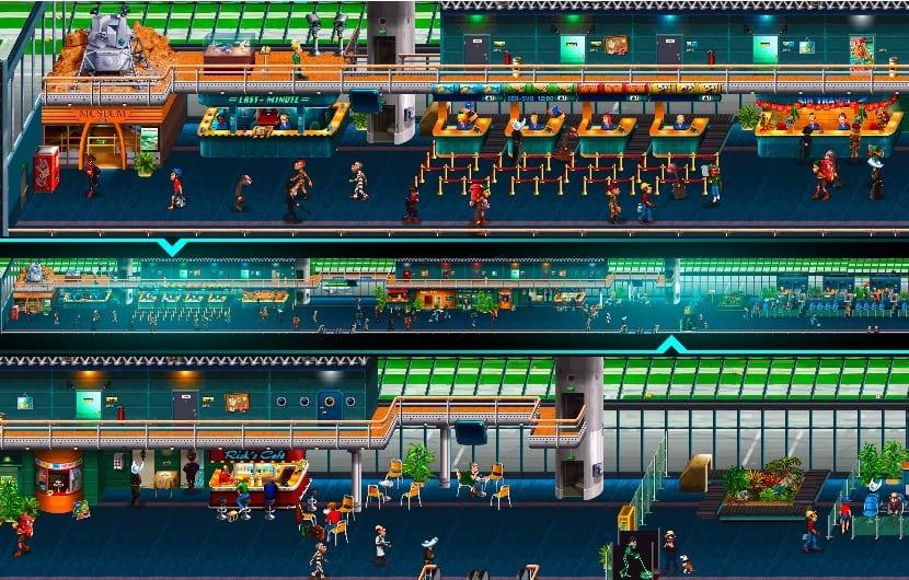 Captura de pantalla Airlines Tycoon