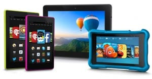 Productos AMazon Fire