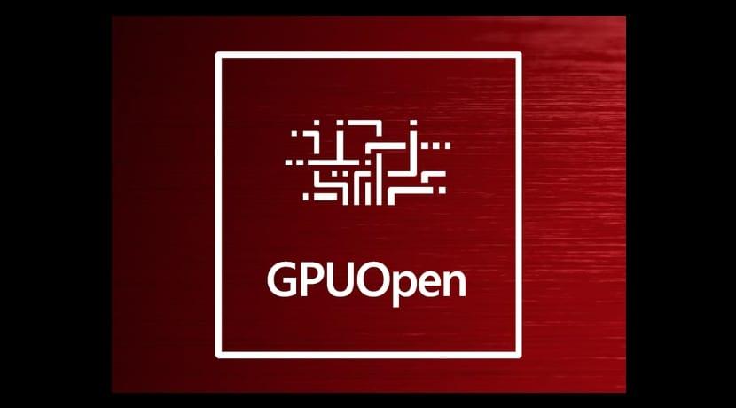 AMD GPUOpen Logo