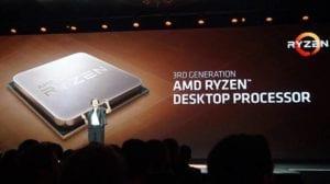 AMD Presentación con Lisa Su