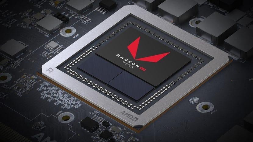 Chip de AMD Radeon Vega