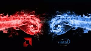 AMD vs Intel: puños golpeando