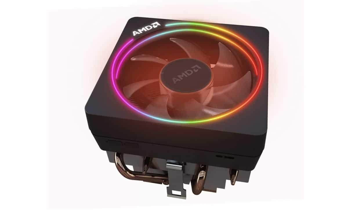 AMD Wraith Prims RGB Linux