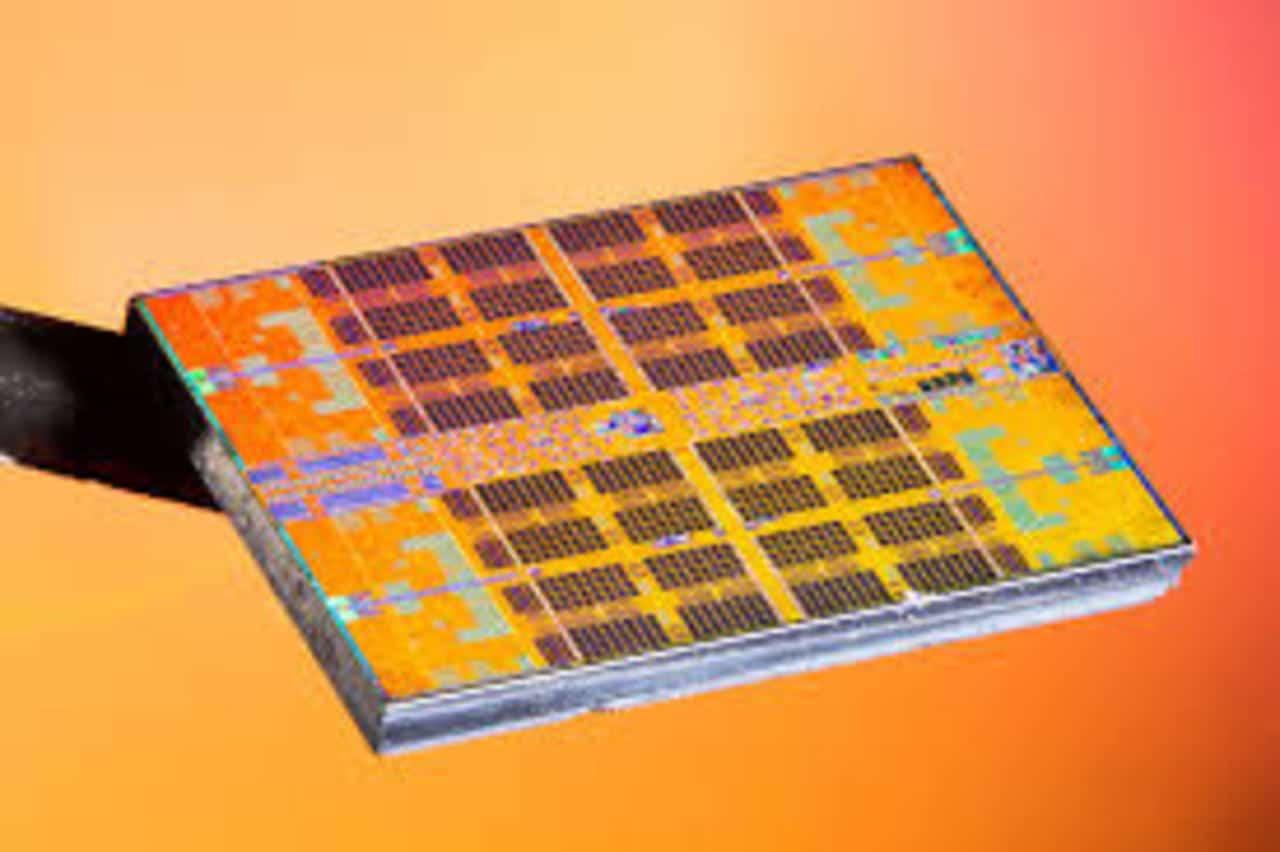 AMD Ryzen Zen die shot