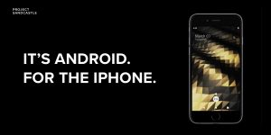 android-for-the-iphone