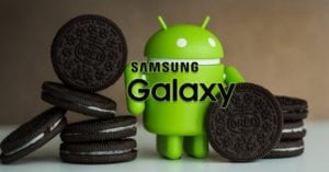 Android Oreo Samsung Galaxy