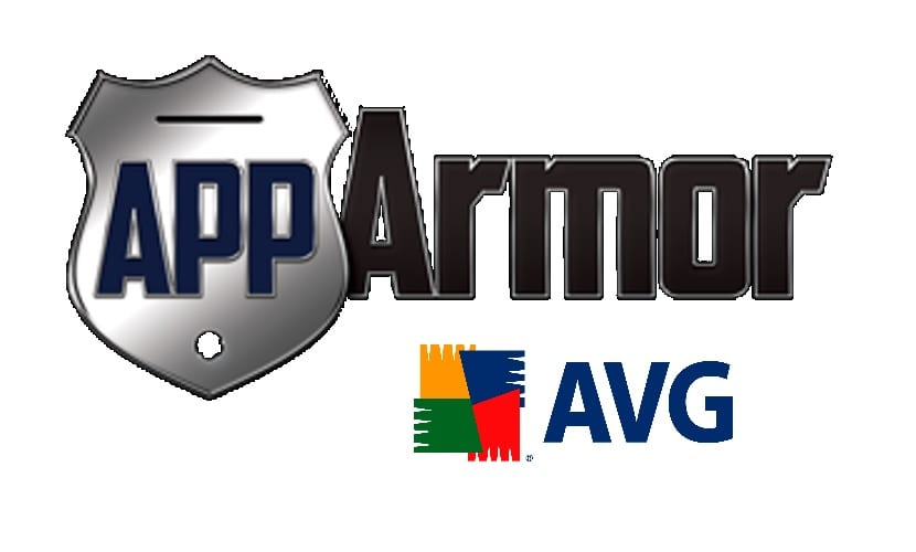 Logo APPArmor y AVG