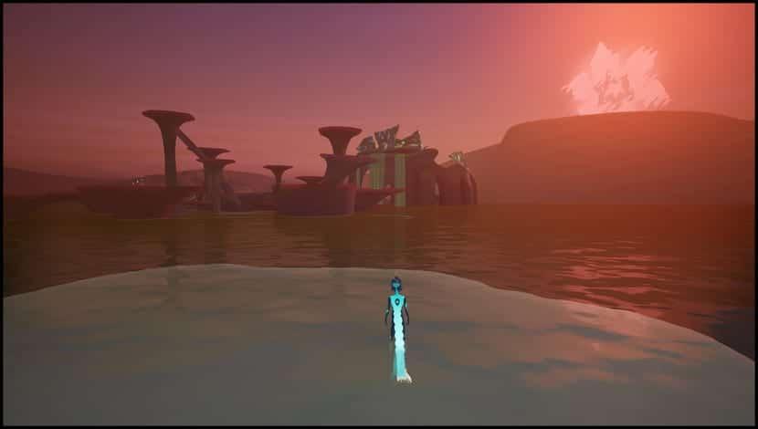 Areia PathWay (captura de pantalla)