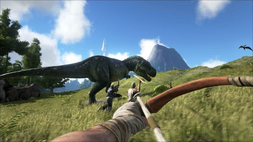 ARK Survival Evolved captura de pantalla