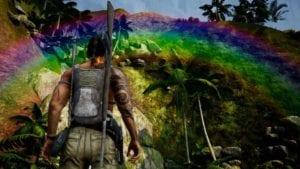 Captura de pantalla de Ashes of Oahu